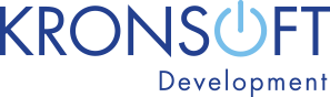 kronsoft development logo
